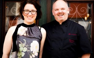 Green Chefs Partner Klosterschenke, Christiana Lentes, Christian Zenner