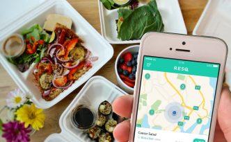 ResQ - ein Markt für Restportionen
