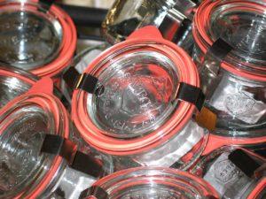 Weckglas - einmachen statt wegwerfen