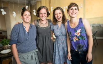 GREEN CHEFS Partner Wild&Root, Linda Lezius und Team, (c)Lars Hübner