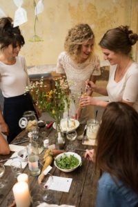 Supper Club von Wild & Root, Linda Lezius